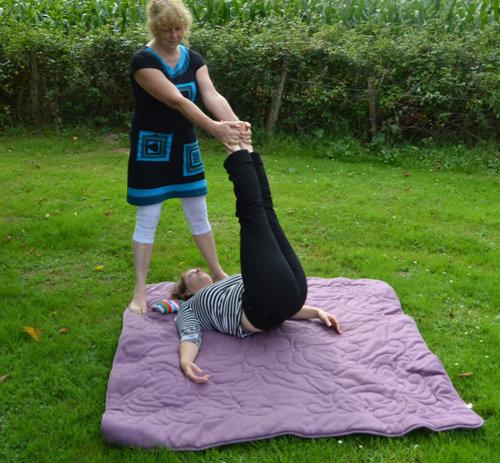 Thérapie corporelle en massage
